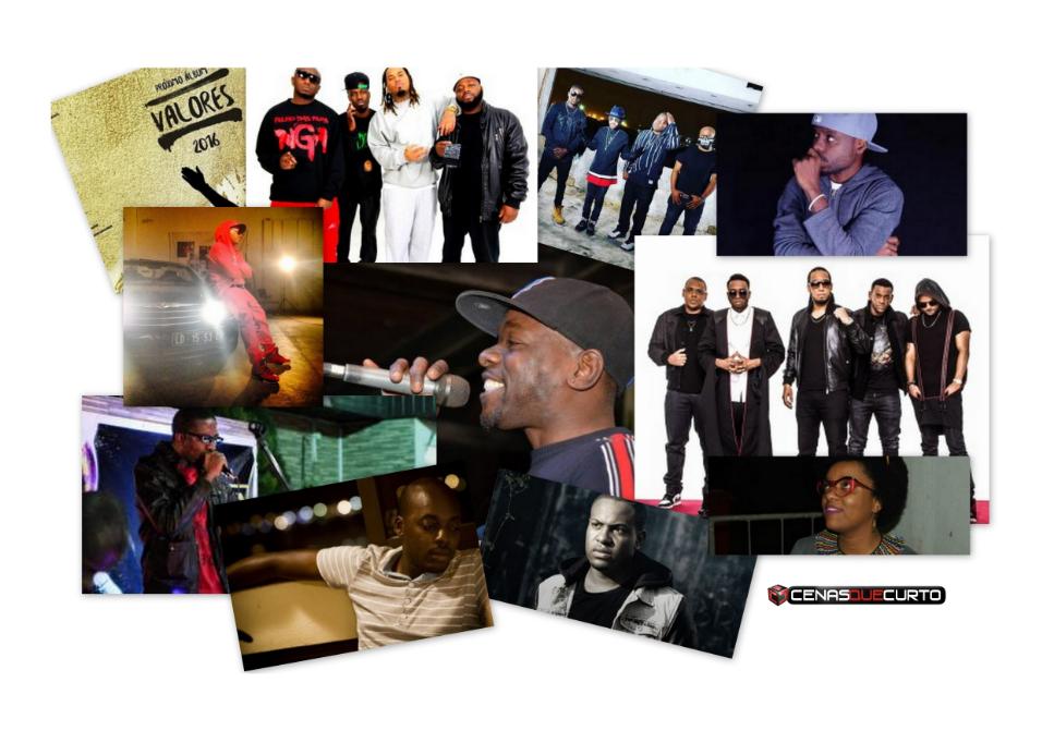 rap angolano 2016